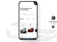 Car Services exploring