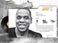 Music Profile Application