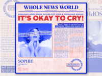 Songs of 2017 - IT'S OKAY TO CRY by SOPHIE