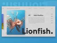 Encyclopedia Aquatica: Lionfish
