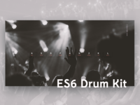 JavaScript Drum Kit - Fully Functional