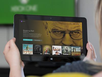 Xbox Originals Homescreen