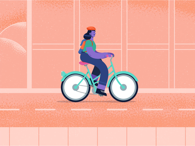 Biking And Liking