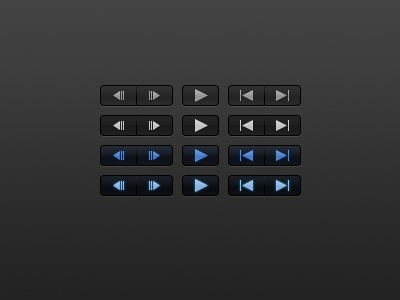 FCPX Buttons