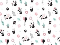 Chill Vibes - Pandas