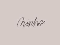 Mischo Lettering