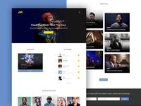 Vocals & Verses Website