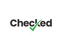 Checked Logo Design
