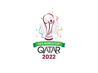 Fifa World Cup Qatar Concept Logo Design