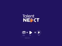Talentnext Logo Design 2