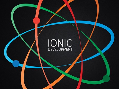 Ionic Development Logo
