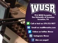WUSR Scranton Radio Website Banner