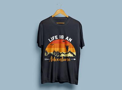 Hiking Adventure tshirt