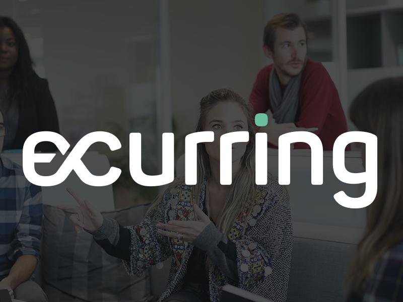 eCurring - Logo payments ecurring branding