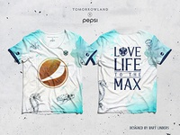 Tomorrowland x Pepsi Shirt