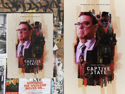 Captive State movieposter