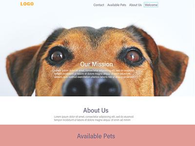 Website Mockup & Wireframe adobe photoshop webpage color palette design branding ui ux wireframe