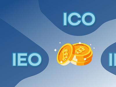 ICO, IEO và IDO là gì? yieldfarming nft defi liquiditymining liquidityminingblog cryptocurrency