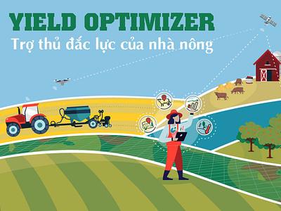 """Yield optimizer – Công cụ mà dân chơi crypto """"hệ nông dân"""" đừng yieldfarming nft liquidityminingblog liquiditymining defi cryptocurrency"""