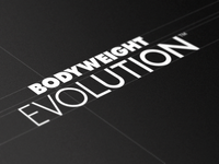 Bodyweight Evolution - Logotype Design