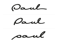 Paul - Logo Design