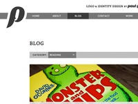 PG Website Redesign