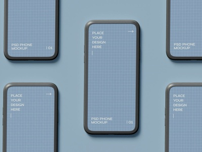 Smartphone Mockup delightful shiny graceful glossy ui minimalist laptop mockup light laptop simple clean realistic phone mockup smartphone device mockup abstract phone