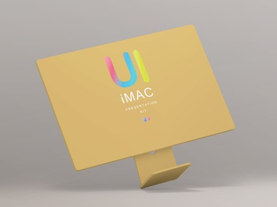 Responsive Devices Mockup website webpage web ux ui presentation theme macbook mac laptop display simple clean realistic phone mockup smartphone device mockup abstract phone