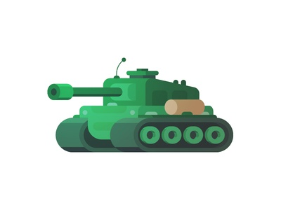 The Tank video game gaming game art design draw vector vehicle machine war tank