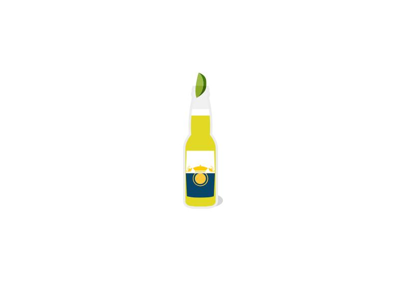 Corona Extra by WebberSites | Dribbble | Dribbble