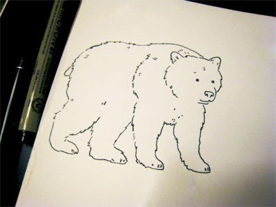 Bearsketch