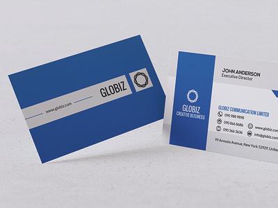Modern Business Card Design design branding vector typography illustration psd ai id card corporate card visiting card business card
