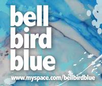 Bell Bird Blue