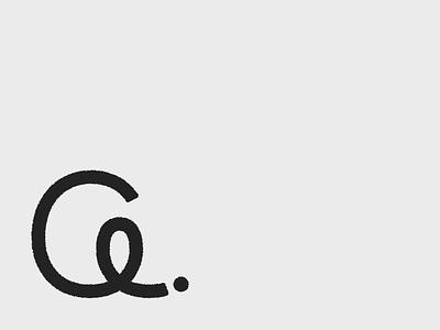 ⓐ particle swoosh molecule bounce wellness a monogram icon mark alt branding logo