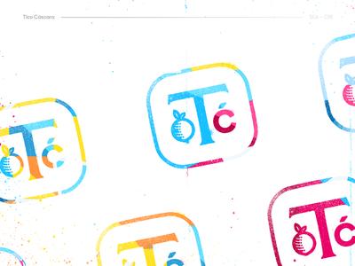 Tico Cáscara Branding — 1