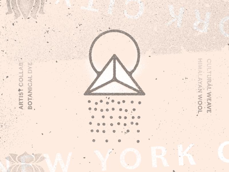⁞⁞⁞⁞▷◯ Himalayan Wool rug carpet new york hallmark stamp fashion luxury symbol icon identity branding