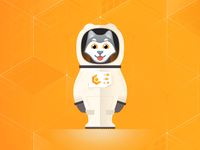amazon ╱ Container Services Mascot ③