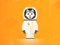 amazon ╱ Container Services Mascot ③