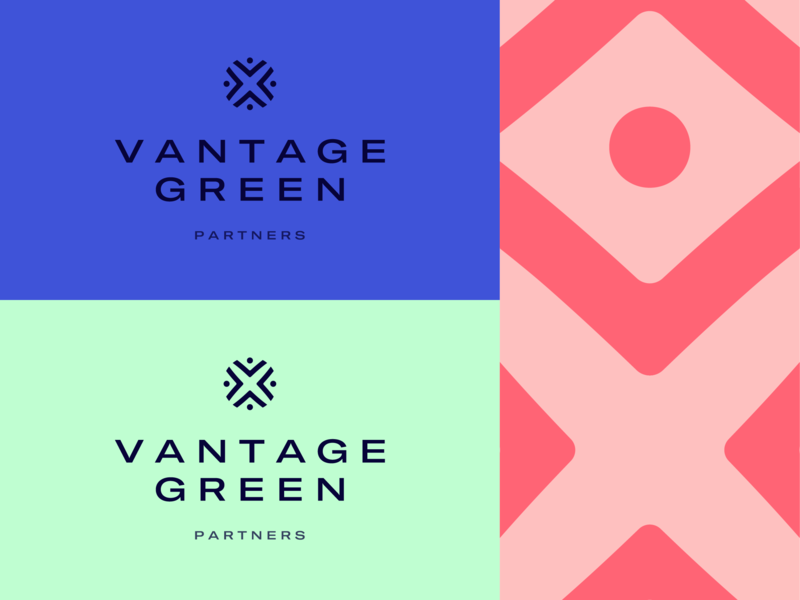 logo corporate cannabis floral mark monogram v path crossroads flower vector design identity pattern logo branding icon
