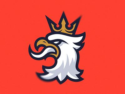 polish eagle vector eagle animal putylo logotype branding mascot identity team sport logo