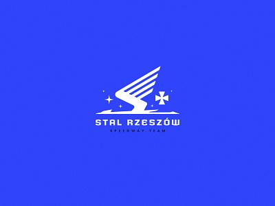 stal rzeszow concept animal putylo crane rztż concept logotype logo speedway stal rzeszow