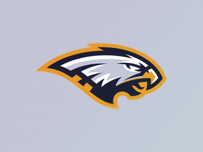 Eagle eagles eagle mark head esport animal logotype vector design illustration sports putylo identity mascot team sport logo