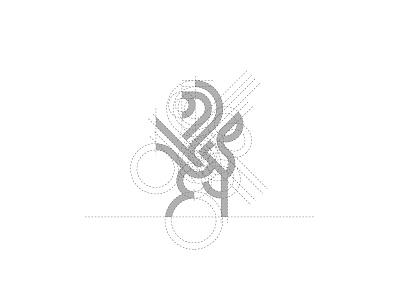 Lion Grid System grids grid lion identity putylo animal brand logotype branding sport