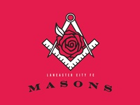 Lancaster City FC Masons