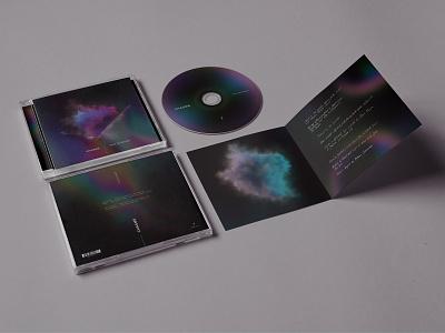 Chasms - The Mirage - CD jewel case rainbow cd cover cd sleeve spectral volume octane album art cd