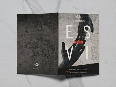 The Echo Society—SIX:FAMILY
