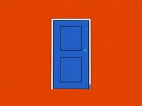 Equiknoxx Music - Audio-reactive Door Loop