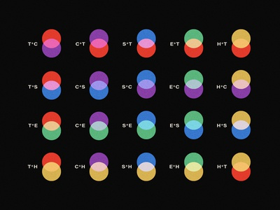 Seeker - Pillar Color Combos