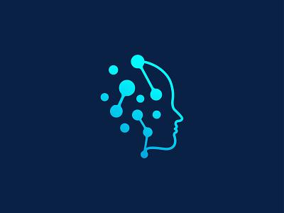 Brain logo, molecule, dna / Medical logo design logos head function human dot dots liquid intelligence sense idea creative mind chemistry chemical biology atom dna medical logo branding logo design brain molecule