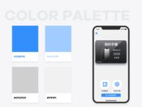 UI Color palette 01